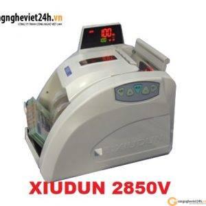 Máy đếm tiền Xiudun 2850V