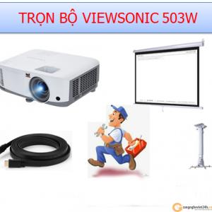 viewsonic 503W